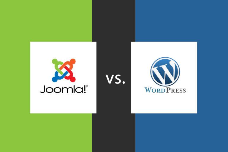 Joomla vs. WordPress Comparison